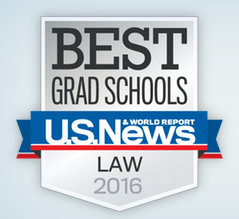 2016 U.S. News Rankings