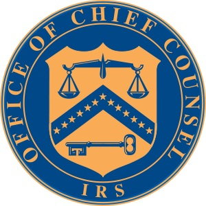 IRS Office of Chief Counsel Logo (2015)