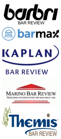 Bar Review Logos