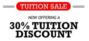 Tuition Discount