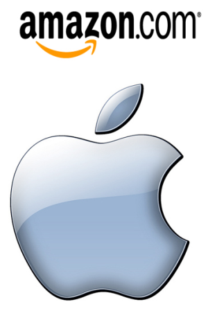 Amazon apple