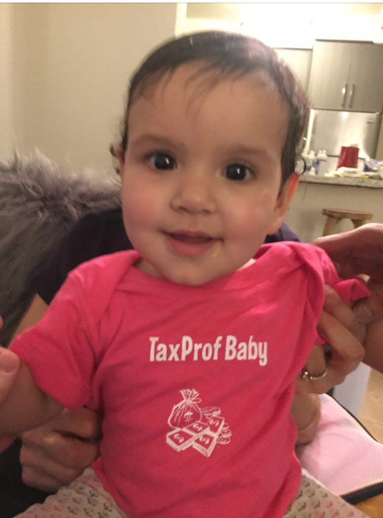 Tax Prof Baby