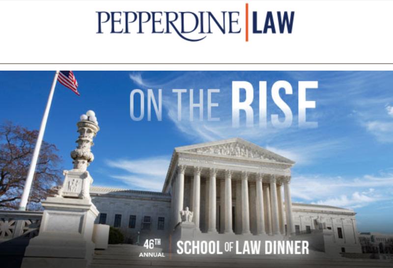 Law School Dinner (2019) (Full)