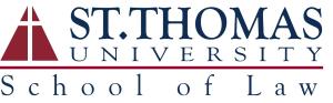 St. Thomas (Florida) Logo