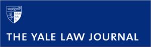 Yale Law Journal Logo (2018)