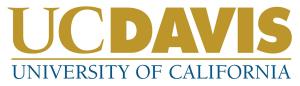 UC Davis University Logo (2018)