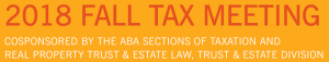 ABA Tax Section 2