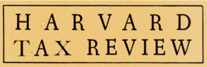 Harvard Tax Review