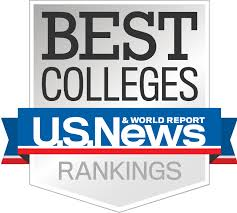 U.S. News 2019 College Rankings