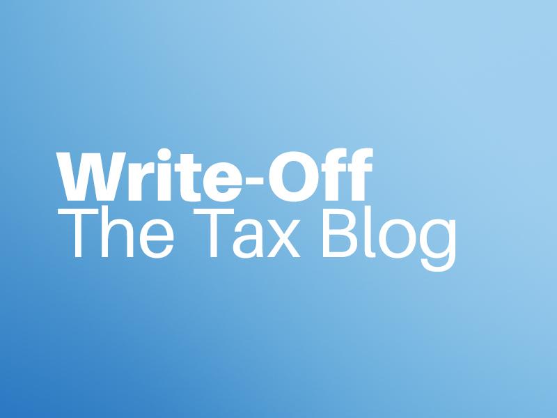 Write-off-tax-blog