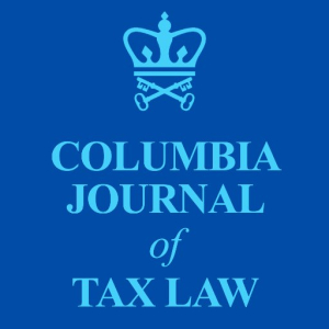 Columbia Journal of Tax Law Logo (2019-2)
