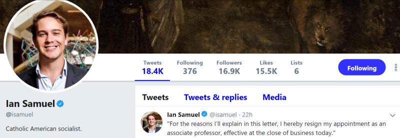Ian Samuel