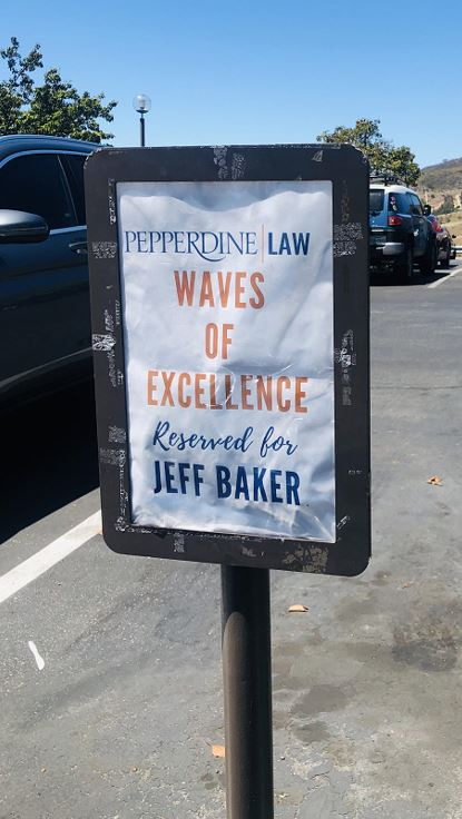 Waves of Excellence Parking