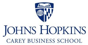 Johns Hopkins Carey