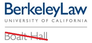UC Berkeley Boalt Dename
