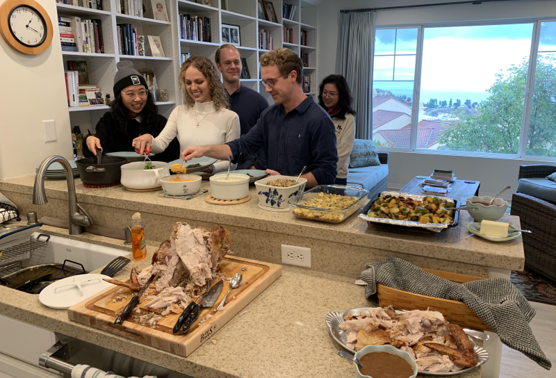 Thanksgiving Home 2019