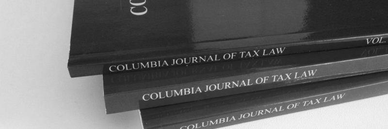 Columbia Journal of Tax Law Logo (2020)
