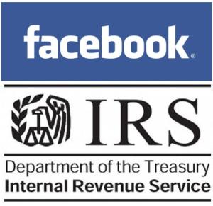 Facebook IRS