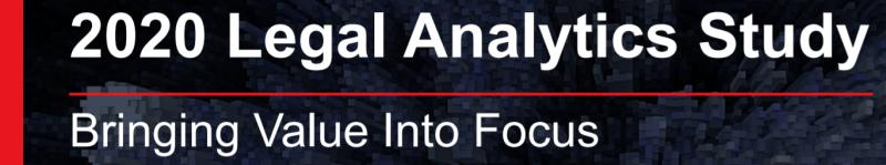 Legal Analytics