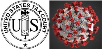 Tax Court Coronavirus