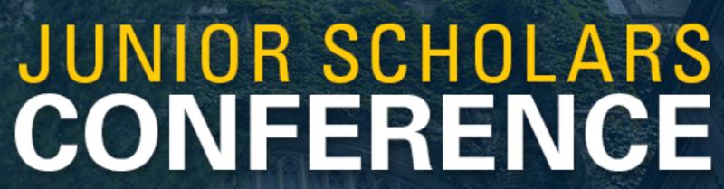 Michigan Junior Scholars Conference