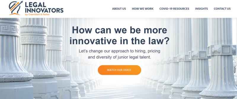 Legal Innovators Cover (2020)