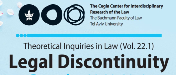 Legal Discontinuity