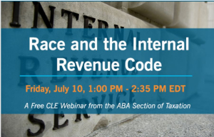 ABA Race And The Tax Coce