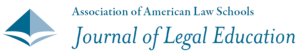 Journal of Legal Education (2020)