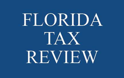 Florida Tax Review (2021) (1)