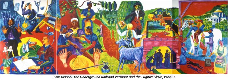 Vermont Mural