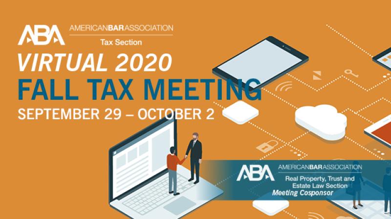 ABA Virtual Tax