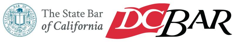 CA DC Bar (2020)