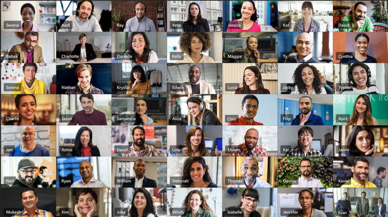 Zoom 49 Participants (2020)