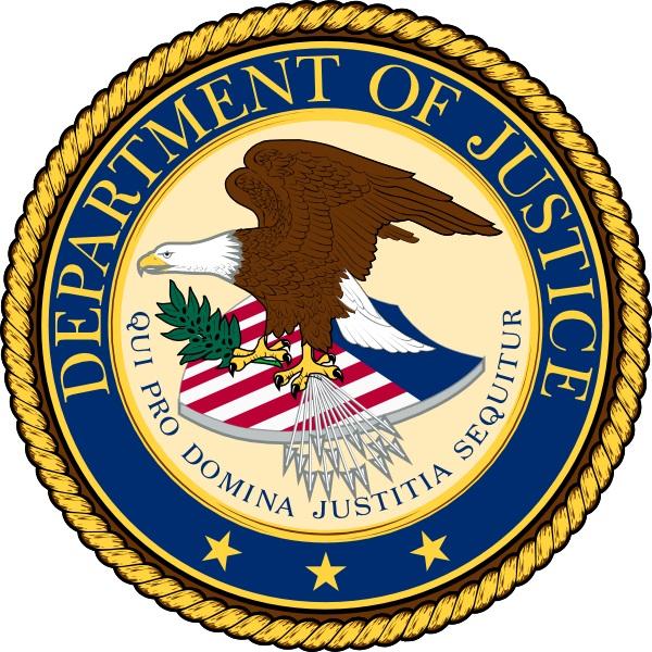 DOJ Logo (2021)