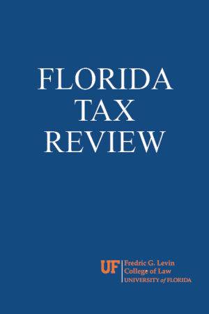 Florida Tax Review (2021)