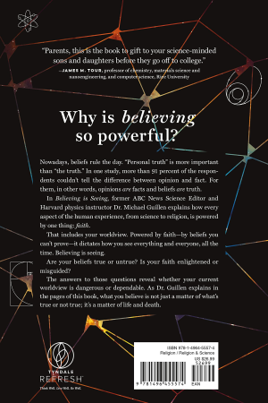 Believing Back Cover