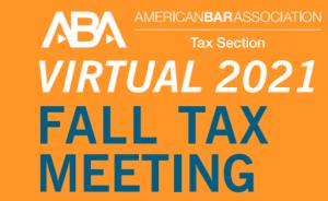 ABA Fall Meeting Cover